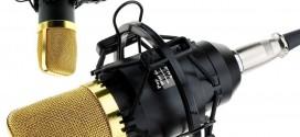 Pro Studio Aufnahme-Set (Mikrofon, Anti-Vibration)