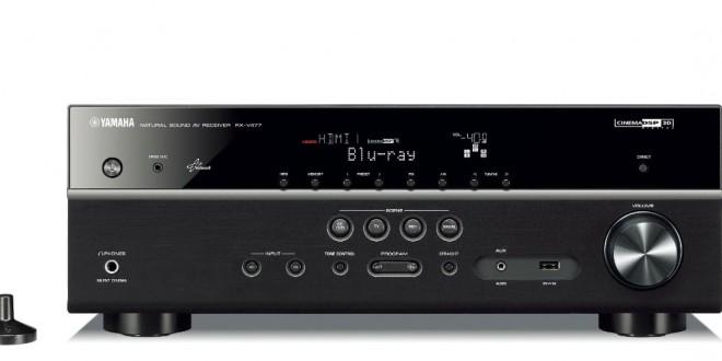 yamaha rxv477 av receiver test soundsystem. Black Bedroom Furniture Sets. Home Design Ideas