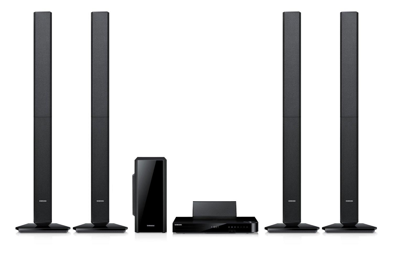 Samsung HT-H5550W 5.1 3D Blu-ray Heimkinosystem Test | soundsystem ...